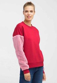 myMo - Sweatshirt - red - 0