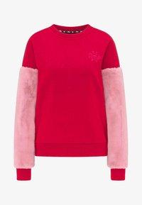 myMo - Sweatshirt - red - 4