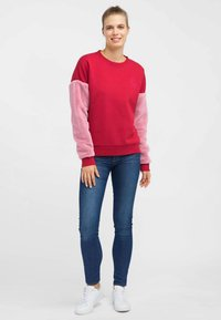 myMo - Sweatshirt - red - 1