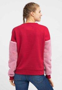 myMo - Sweatshirt - red - 2