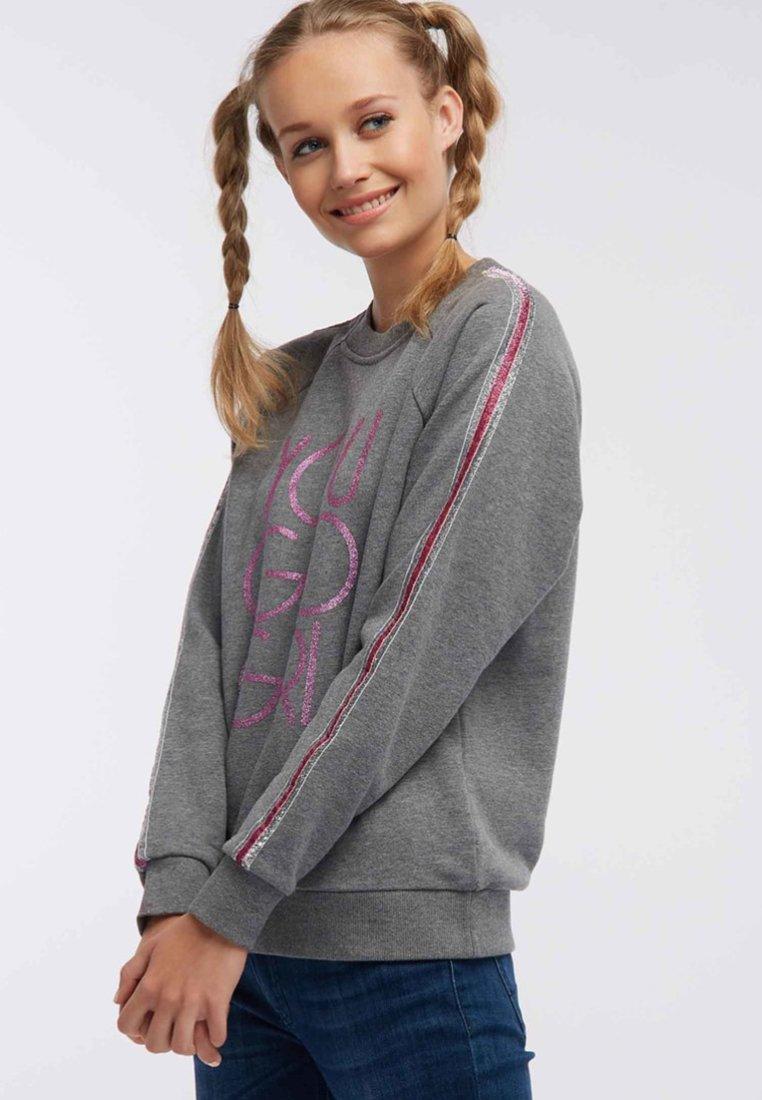 myMo - Sweatshirts - mottled grey