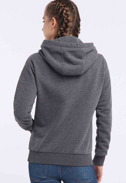 myMo Bluza z kapturem - anthracite melange Odzież Damska OLRF-XU5 ekonomiczny
