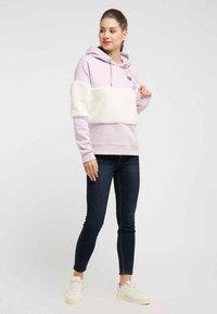 myMo - Hoodie - powder pink - 1