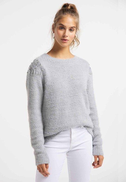 Darmowa dostawa myMo Sweter - grey Odzież Damska ISID-CO2