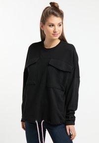myMo - Sweatshirt - black - 0