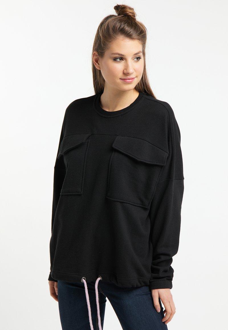 myMo - Sweatshirt - black