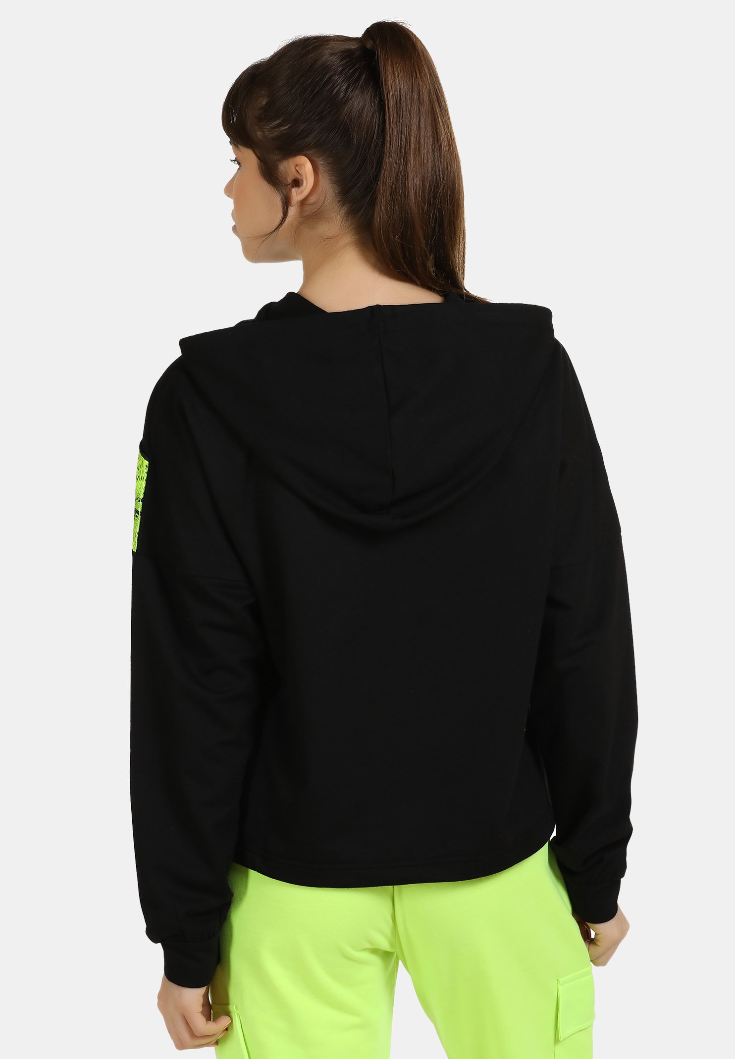 Mymo Athlsr Sweater - Black
