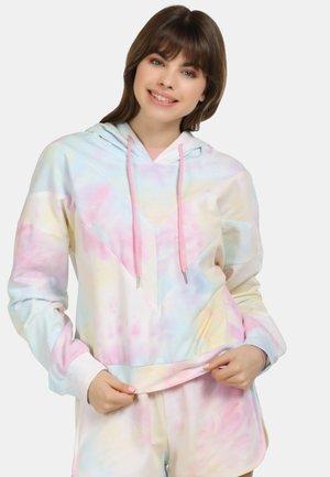 Hoodie - multi-coloured