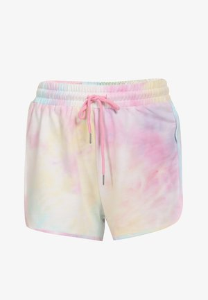 Shorts - pink/blue/yellow