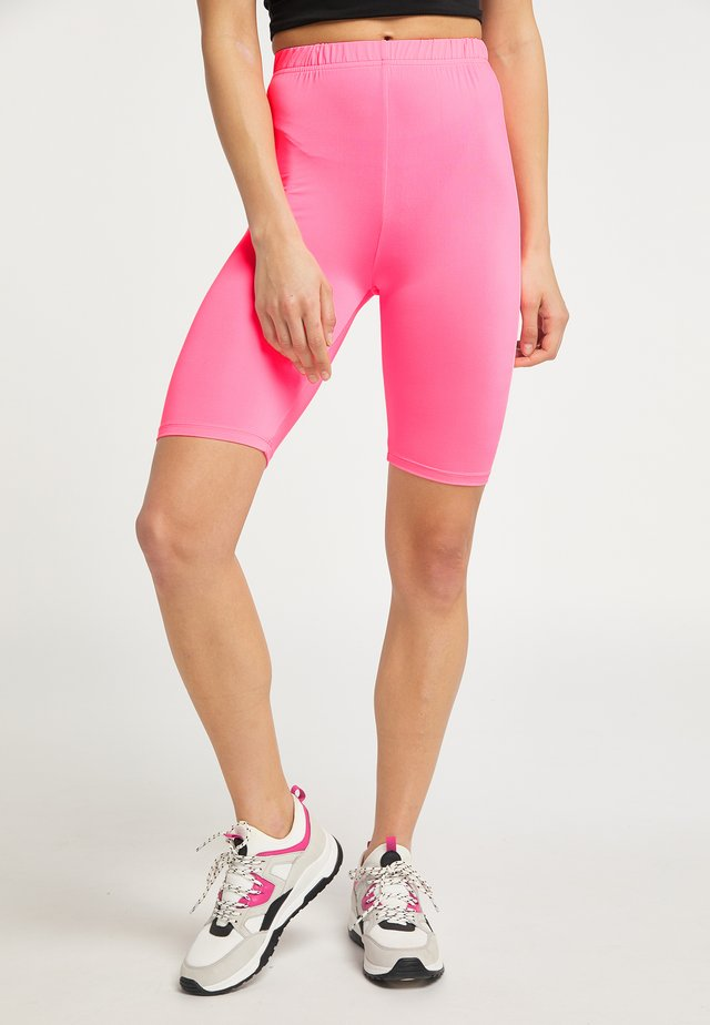 Shorts - neon pink