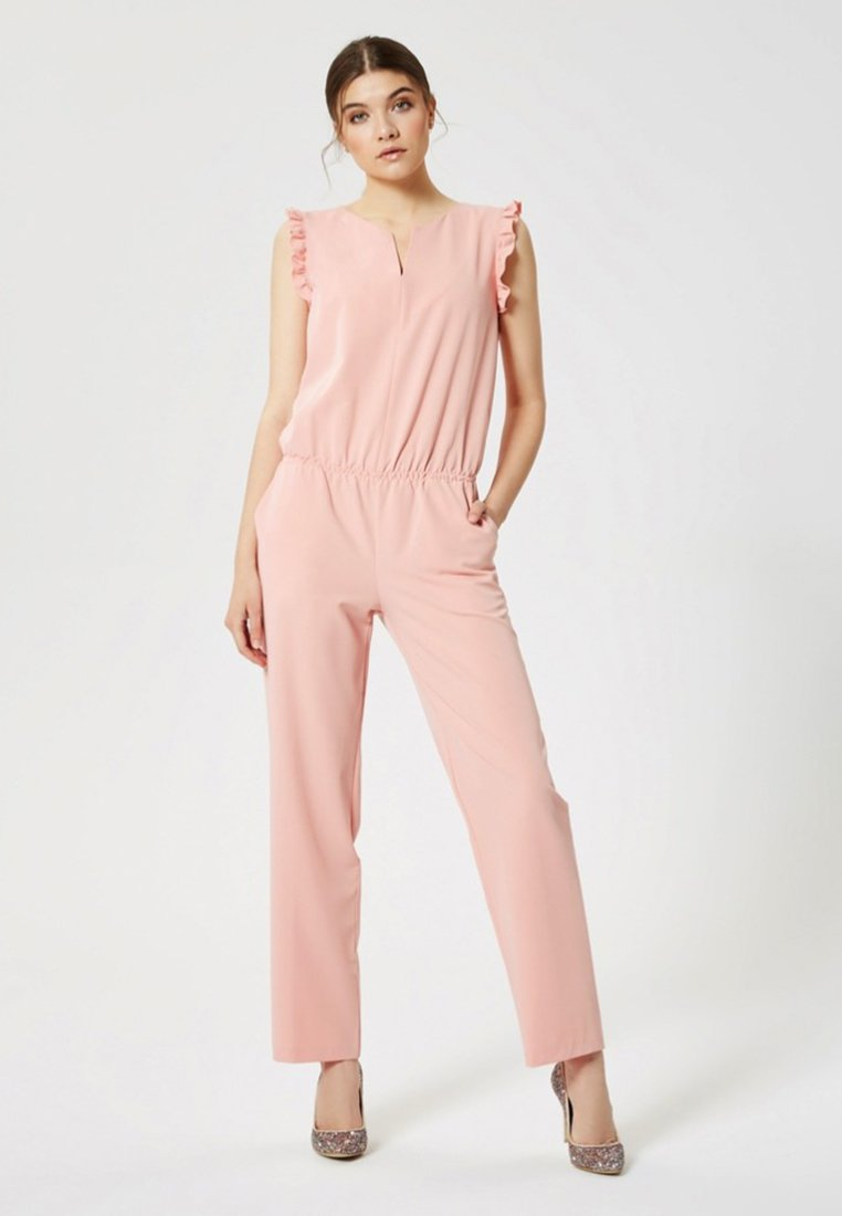 myMo - Overall / Jumpsuit /Buksedragter - pink