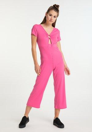 Combinaison - neon pink
