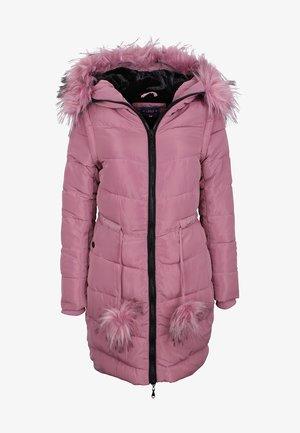 Abrigo de invierno - rose