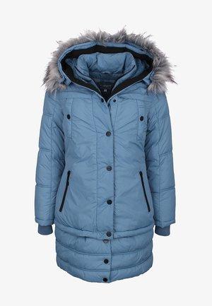 Abrigo de invierno - blue