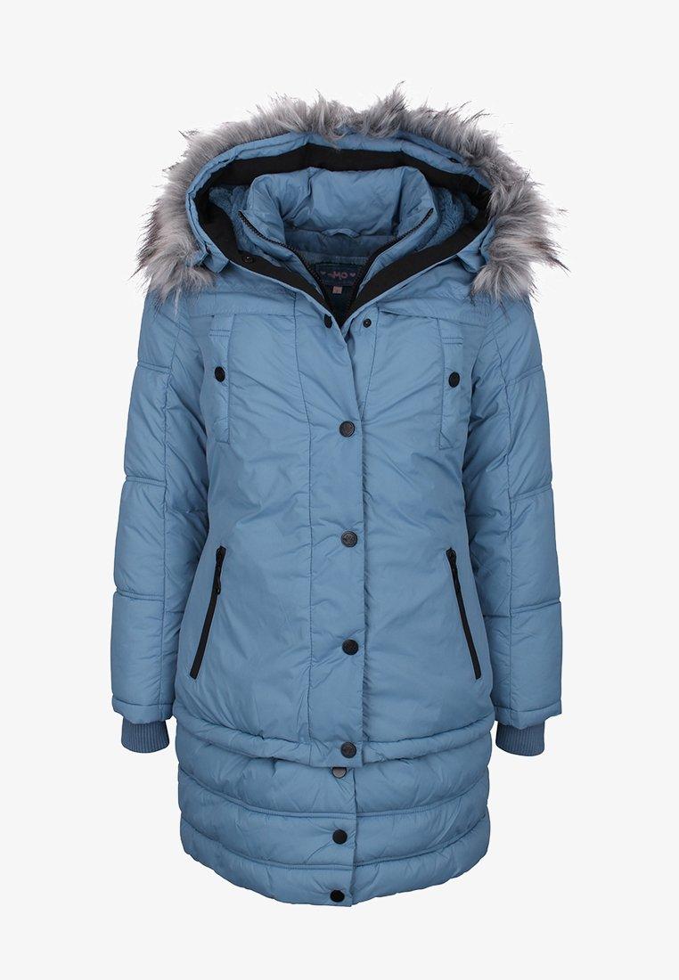 myMo - Abrigo de invierno - blue
