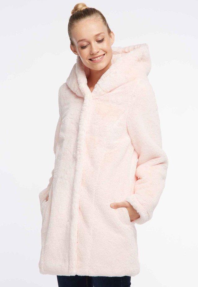 MANTEL - Płaszcz zimowy - pink
