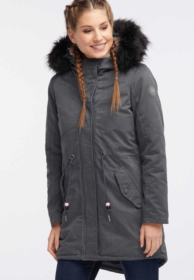 Płaszcz zimowy - gray