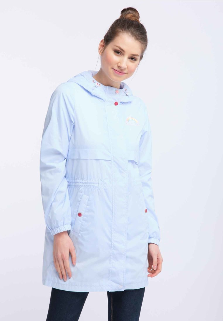 myMo - Parka - light blue