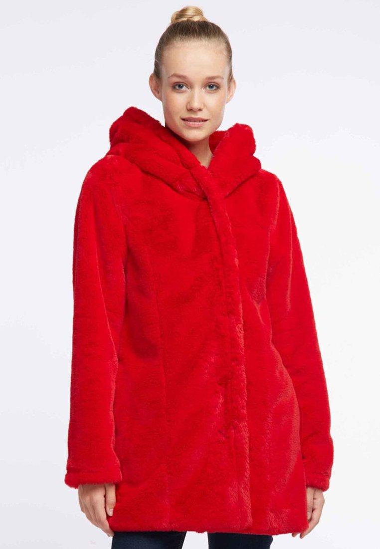 myMo - Abrigo de invierno - dark red