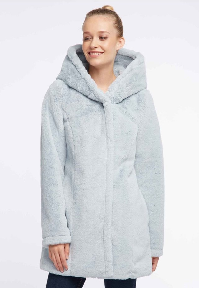 Płaszcz zimowy - mint
