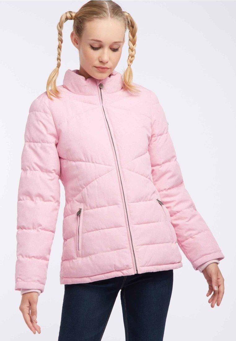 myMo - Abrigo de invierno - rose melange