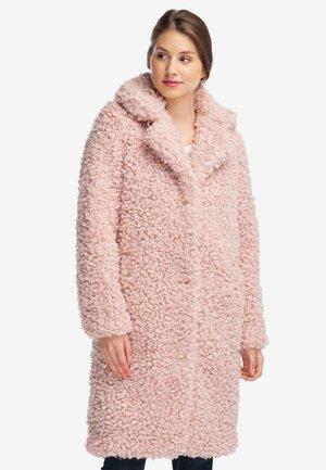 Winter coat - light pink
