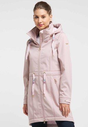 MANTEL - Parka - light pink