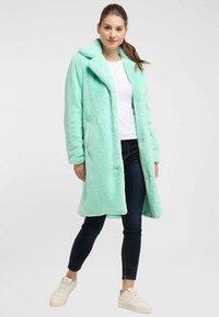 myMo - Płaszcz zimowy - mint - 1