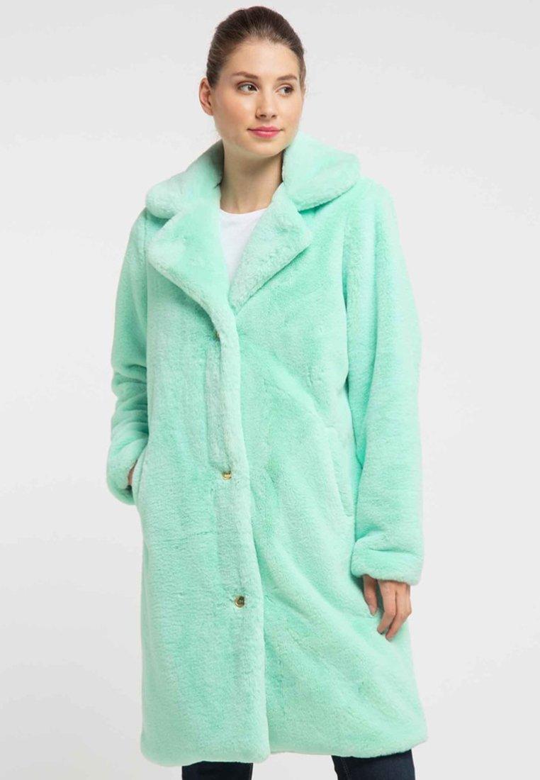 myMo Płaszcz zimowy - mint