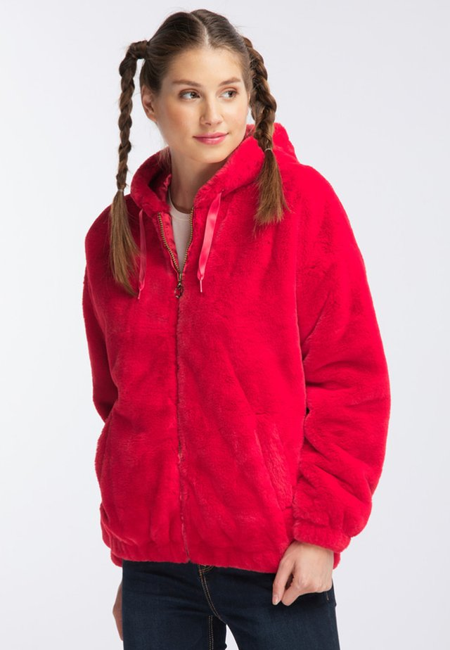 Kurtka zimowa - red