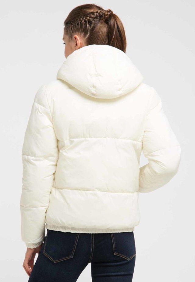 Kurtka zimowa - white