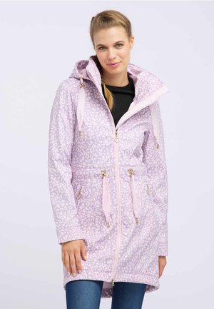 Parka - purple