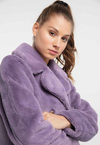 myMo - MANTEL - Winter coat - lila - 3