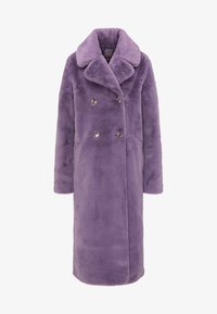 myMo - MANTEL - Winter coat - lila - 4