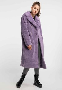 myMo - MANTEL - Winter coat - lila - 1