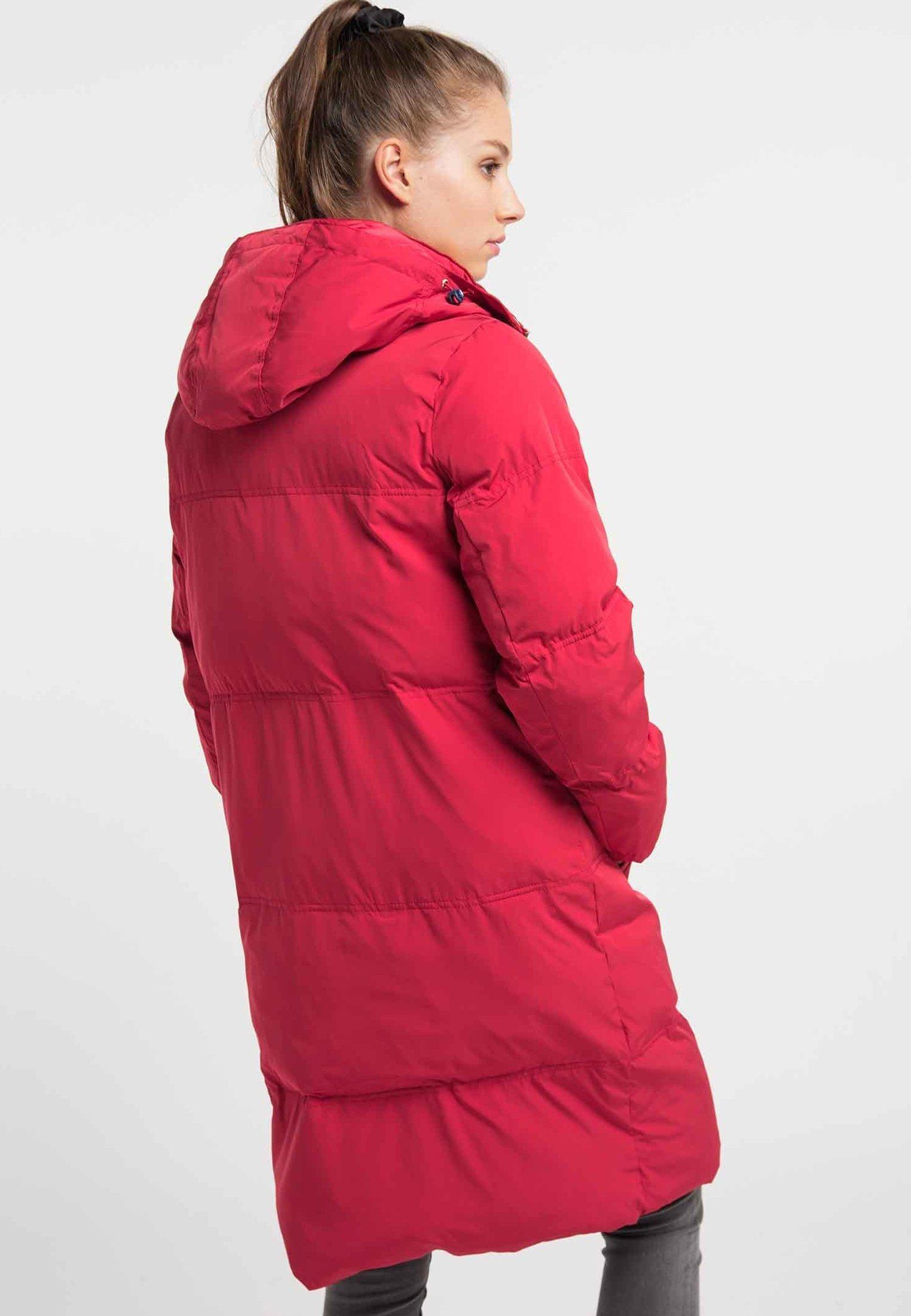 myMo Płaszcz zimowy - red