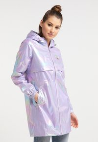 myMo - HOLOGRAPHIC - Parka - lilac - 0