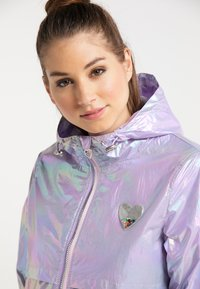 myMo - HOLOGRAPHIC - Parka - lilac - 3