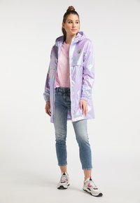 myMo - HOLOGRAPHIC - Parka - lilac - 1