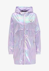 myMo - HOLOGRAPHIC - Parka - lilac - 4