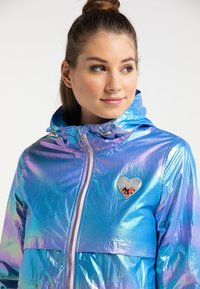 myMo - HOLOGRAPHIC - Parkas - blue holographic - 3