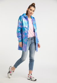 myMo - HOLOGRAPHIC - Parkas - blue holographic - 1