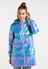 myMo - HOLOGRAPHIC - Parkas - blue holographic - 0