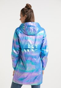 myMo - HOLOGRAPHIC - Parkas - blue holographic - 2
