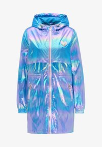 myMo - HOLOGRAPHIC - Parkas - blue holographic - 4