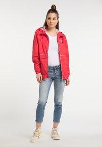 myMo - Summer jacket - red - 1