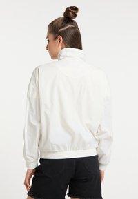 myMo - WINDBREAKER - Outdoor jacket - white - 1