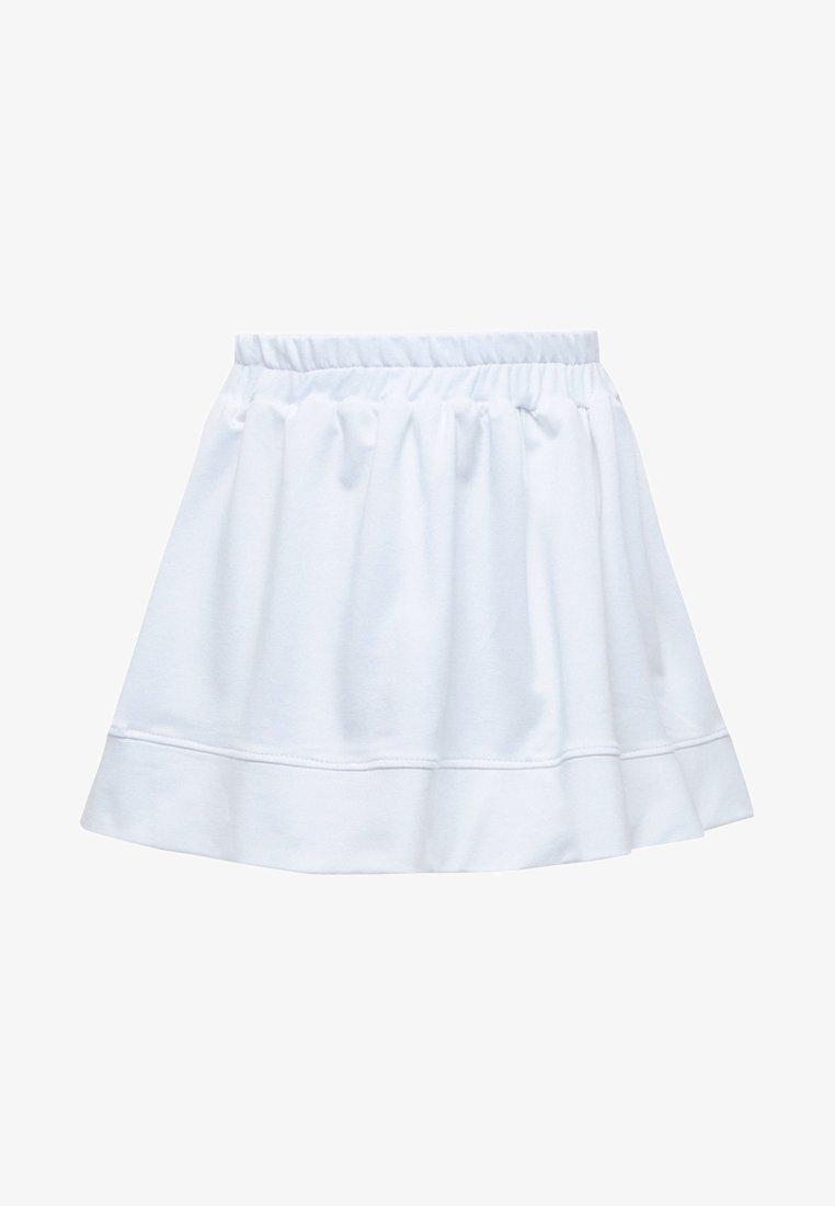 myMo - Áčková sukně - ecru