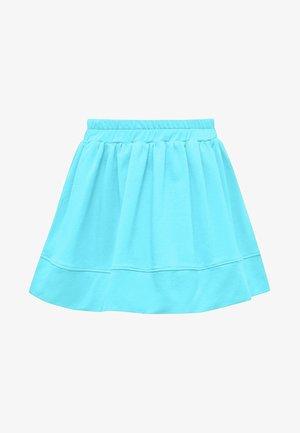 Áčková sukně - turquoise
