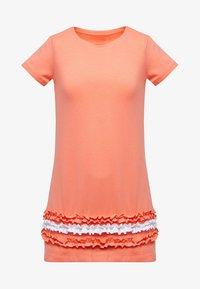 myMo - Denní šaty - coral - 0